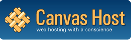 Canvas Host logo