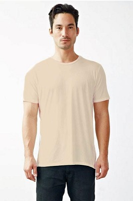 man wearing off-white undershirt
