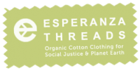 Esperanza Threads :Organic Apparel and Goods logo