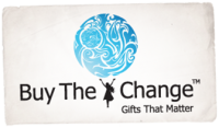 Buy The Change logo