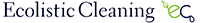 Ecolistic Cleaning logo