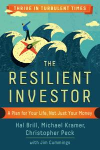 Cover of the book The Resilient Investor