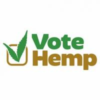 Vote Hemp logo