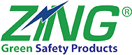 ZING Green Safety Products logo