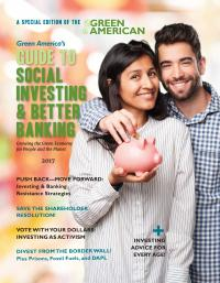 Guide to Social Investing and Better Banking 2017