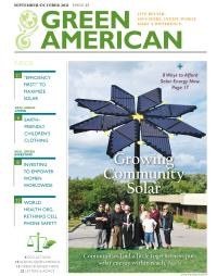 growing community solar cover