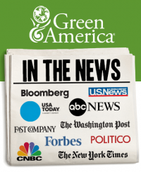 Green America in the News