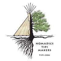 Nomadics Tipi Makers Logo