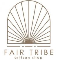 fair tribe artisan shop logo
