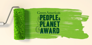 Green America's People & Planet Award