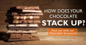 How does your chocolate stack up?