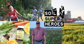 Soil SuperHeroes!