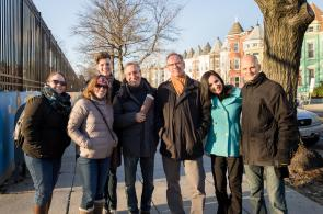 Columbia Heights Historical Drinkabout tour