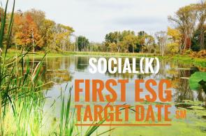 First ESG Target Date