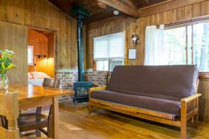 Cozy vacation cottages in the mountains near the SHenandoah National Park