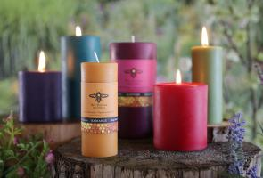 Aromatherapy Candle Lifestyle