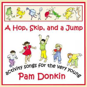 A Hop Skip and a Jump by Pam Donkin