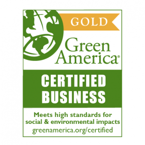 Green America Gold Seal