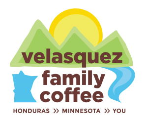 Velasquez Family Coffee Logo