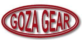 Goza Gear Screen Pring & EMB Logo