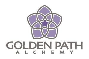 Golden Path Alchemy Organic Skincare logo