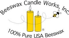 beeswax candle works logo