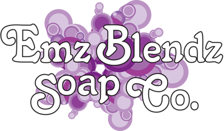 Emz Blendz Soap Co. logo