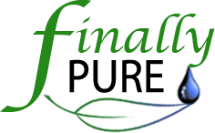 Finally Pure, LLC logo