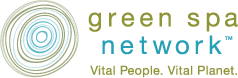 Green Spa Network logo