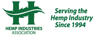 Hemp Industries Association (HIA) logo