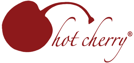 Hot Cherry Therapeutic Pillows logo