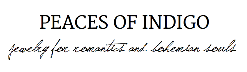 Peaces of Indigo LLC logo