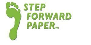 Step Forward Paper logo