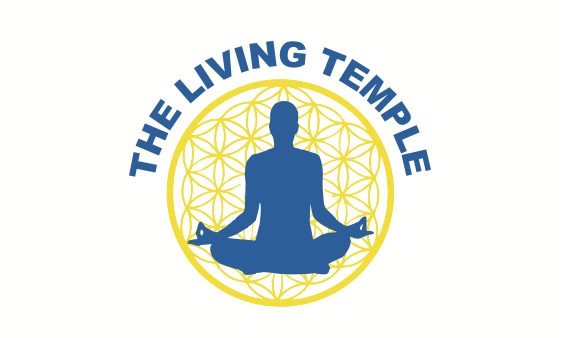 The Living Temple logo