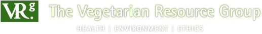 Vegetarian Resource Group logo