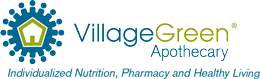 Village Green Apothecary logo