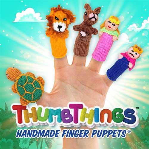 ThumbThings Finger Puppets