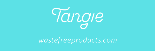 Waste Free Products by Tangie