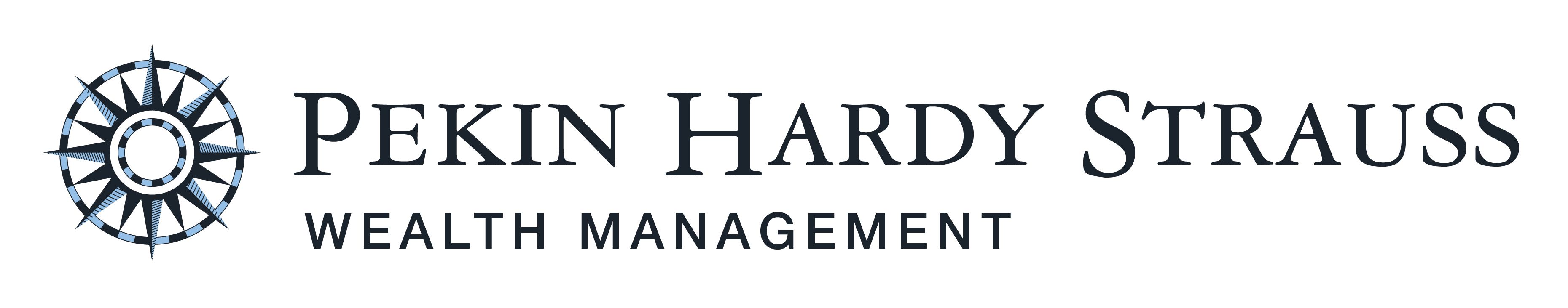pekin hardy strauss wealth management logo