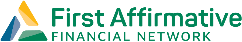 First Affirmative Financial Network logo