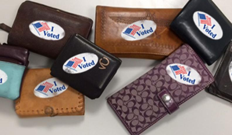 vote with your dollar wallets