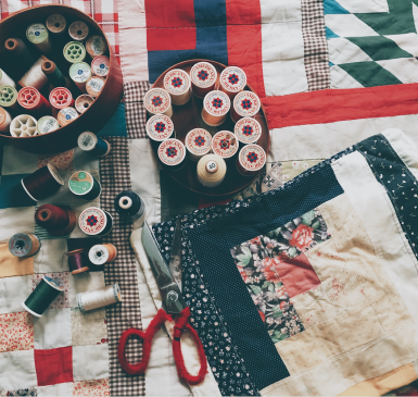 Apparel and Textiles | Credit: Dinh Pham on Unsplash