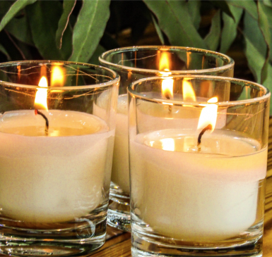 Candles | Credit: VMonte 13 on Pixabay