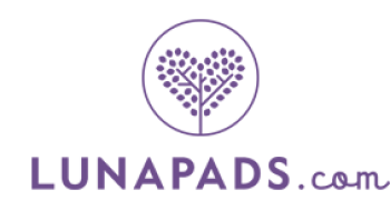 Lunapads International logo