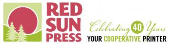 Red Sun Press logo
