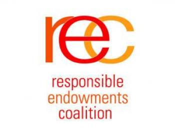 Responsible Endowments Coalition logo