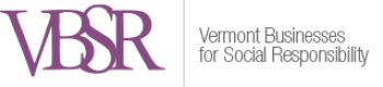 Vermont Businesses for Social Responsibility (VBSR) logo