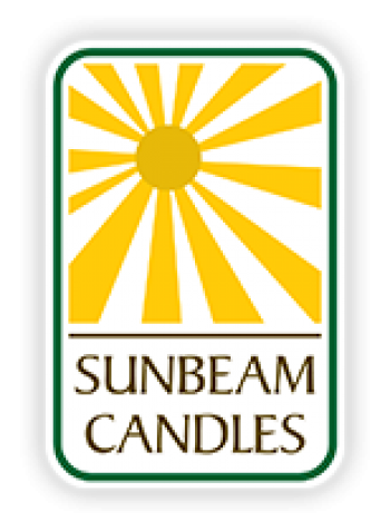 Sunbeam Candles, inc. logo