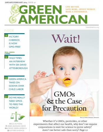 Gmos and the cause cover