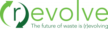 revolve. The future of waste is (r)evolving.